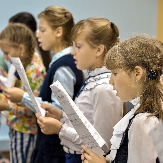 """Детско-юношеский хор """"Голоса Коломны"""""""