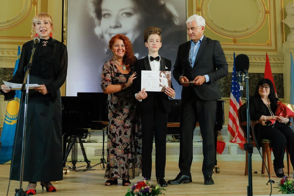 VIII международный конкурс имени Елены Образцовой